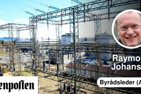 Aftenposten med ideologisk skivebom om Hafslund-transaksjonen | Raymond Johansen
