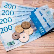 Koronaeffekt på skatteinnbetalingene i 2020