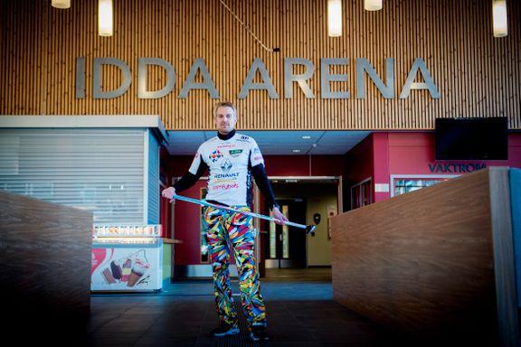 Norsk curling-håp la grunnlaget i Idda Arena