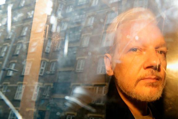 Assange motsetter seg utlevering