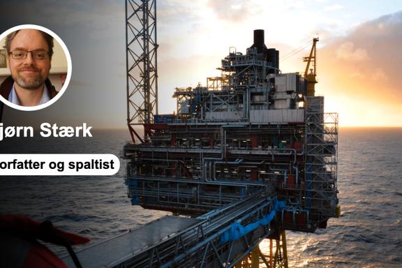 Året er 2026. Vi er samlet for å takke den norske oljeindustrien for alt den har gjort for oss.