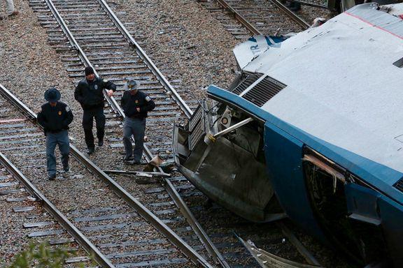 To omkom og 116 skadet i togulykke i USA