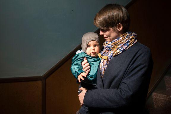 Oliver (9 mnd) måtte isoleres i to uker. De fryktet at en legevakt-ansatt hadde smittet ham med meslinger.