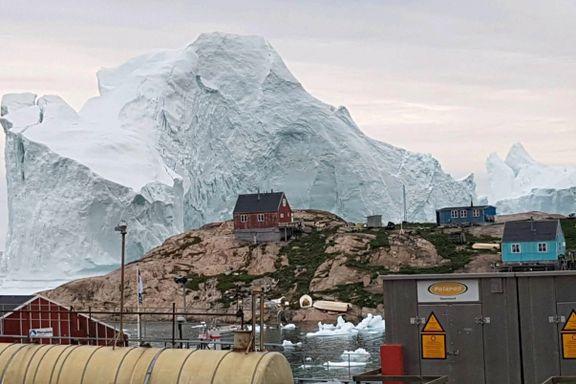 Forskere bekymret for situasjonen ved Svalbard og Grønland: - En enorm endring