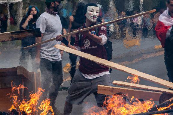Opptøyene i Chile har krevd liv