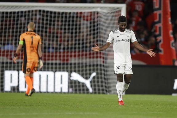 Rennes ble for sterke: – Vi kan ikke miste håpet