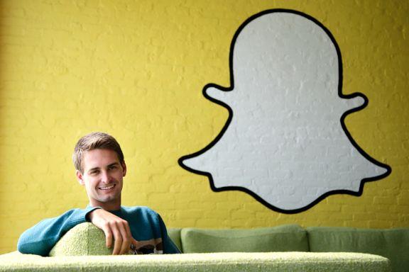 Snapchat skal børsnoteres
