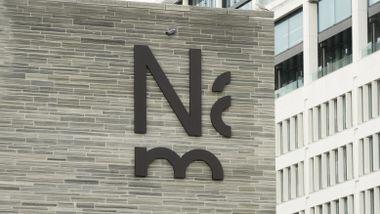 Dette er Nasjonalmuseets nye logo