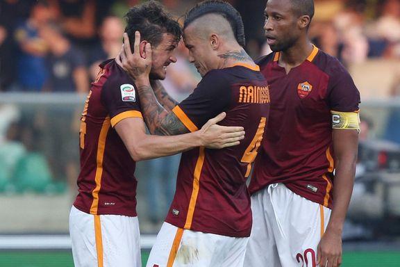 Roma måtte nøye seg med uavgjort i serieåpningen