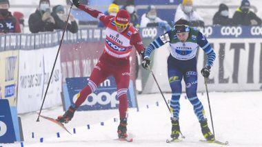 Bolsjunov slo etter finske Mäki: – Langt over grensen