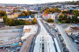 Dette er faktisk en av Oslos aller eldste gater. Nå er den nok en gang bygget om.