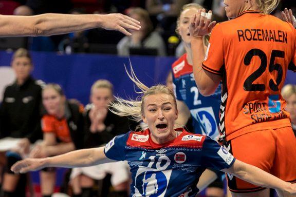 Norge herjer med Nederland