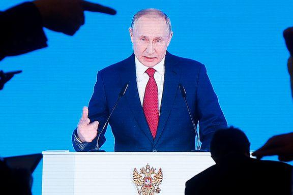 Putin foreslår radikale endringer i hvordan Russland skal styres