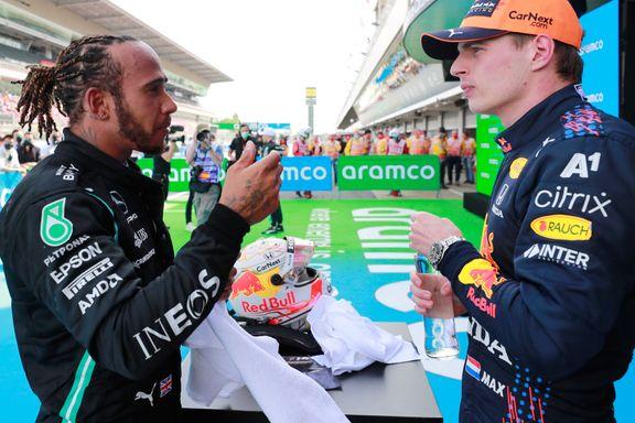 Hamilton: Verstappens Red Bull tøyer reglene