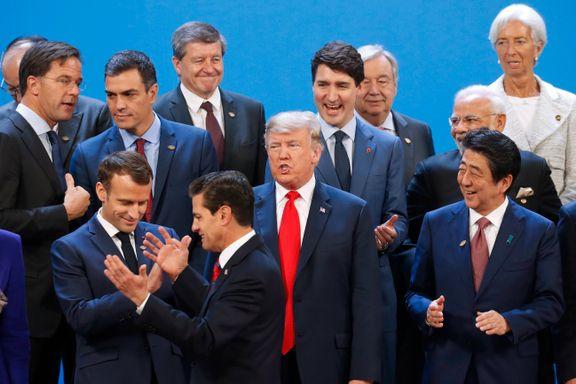 Bak disse smilene ligger det minst seks dype konflikter