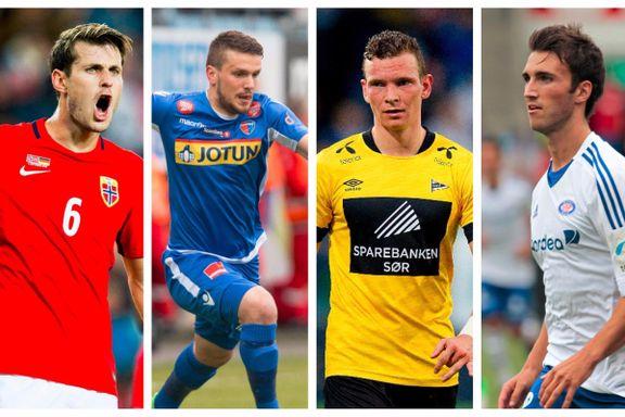 I 2010 hadde Norge 21 unggutter i utenlandske klubber. Hvor er de nå?