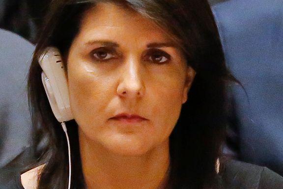 USA truer med «handling» hvis Russland ikke samarbeider om våpenhvile i Syria