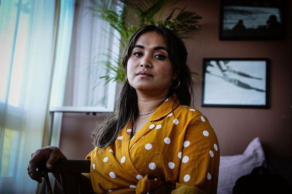Etter 17 år i Norge ser hun tilbake på et liv fylt med ydmykelser. Hun mener fordommene har økt etter korona.
