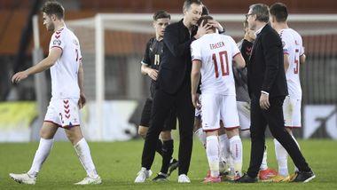 Dansk fotballfeber: – Nå er hele Europa utfordret