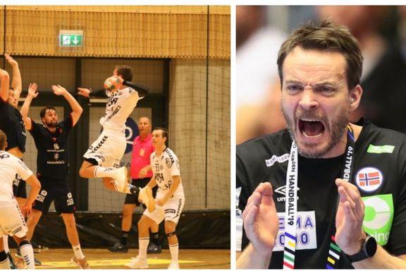 Landslagssjefen roser Kristiansand Topphåndballs satsing: – Jeg ser så mange kamper jeg kan