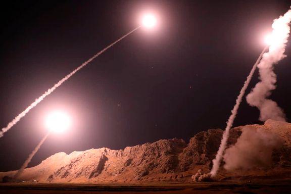 Iran hevnet angrepet mot militærparade – bombet opprørere i Syria