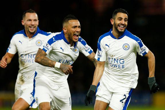 - Leicester kan stå for tidenes største fotballsensasjon