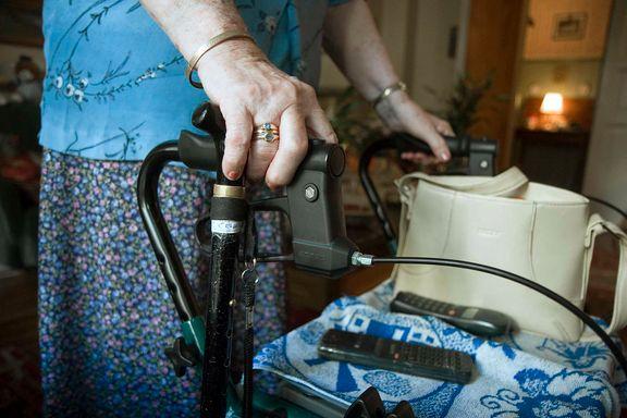 Satser tungt på å få flere eldre til å bo hjemme lenger