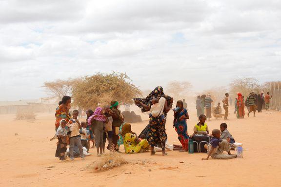 Millioner trues av sult i Øst-Afrika: - Den verste tørken på flere tiår