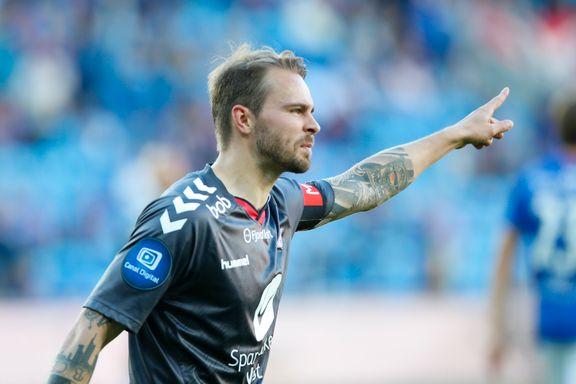 Demidov utelatt fra kamptroppen i sin nye klubb