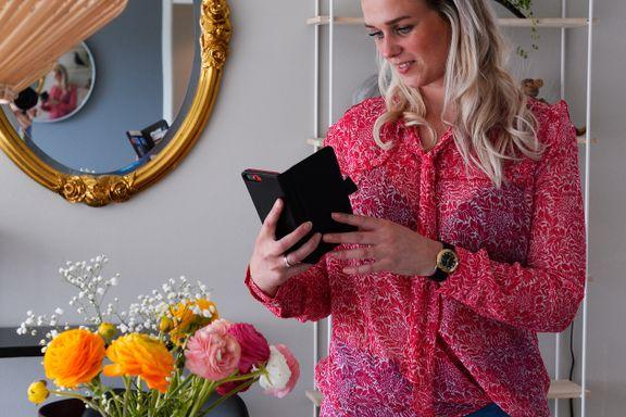 Hun deler hjemmet med 37.000: – Jeg vil gjerne vise at det går an å lage billige løsninger som passer for mange.