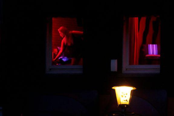 Sexarbeidere i Amsterdam kritiserer omstridt turist-forbud