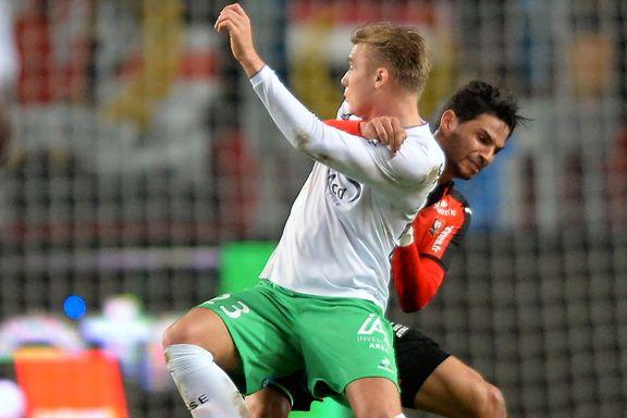 Målløs Søderlund da St. Etienne vant