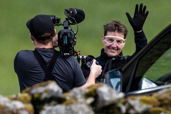 Får 68 millioner for å spille inn Hollywood-storfilm i Norge