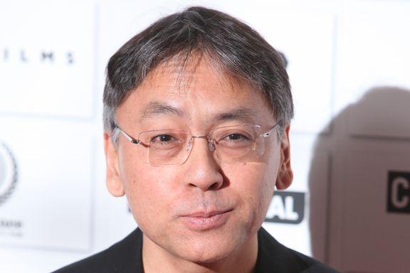 Kazuo Ishiguro fikk nobelprisen i litteratur: – En fantastisk ære