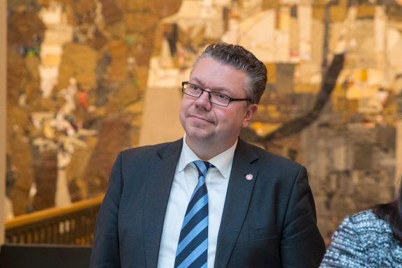 Stortingspresentant Ulf Leirstein bruker partistøtte på å ansette sønnen som rådgiver