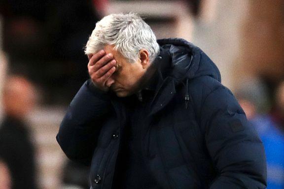 Nedtur for Mourinhos menn - klaget på «badeball»