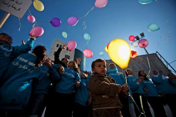 Barn har ikke bare én bursdag i året, men to!   Sunniva Nerbøberg