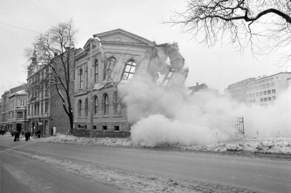 Vernekamp endte med politiavhør: Dette er byggene som forsvant fra Oslo