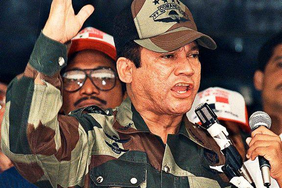 Panamas tidligere diktator er død