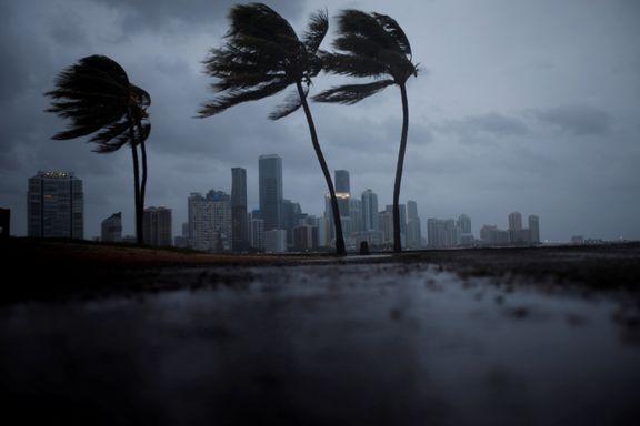 Orkanen Irma øker i styrke - jager millioner på flukt i Florida