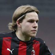 Hauge briljerte da Milan snudde kampen til seier over Celtic