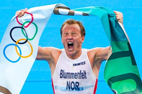 Norsk OL-gull: Et Facebook-minne forteller alt om Kristian Blummenfelts urokkelige tro