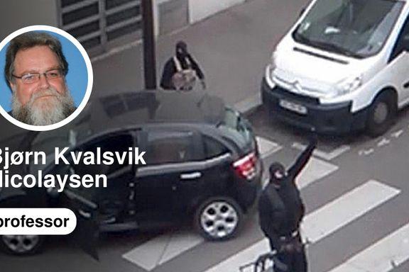 Essay: Frankrike romantiserte islamismen altfor lenge   Bjørn Kvalsvik Nicolaysen