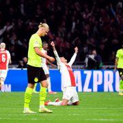 Marerittkveld for Haaland og Dortmund: Største tap i Champions League