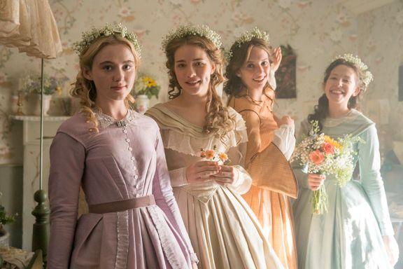 «Little Women» på NRK i julen