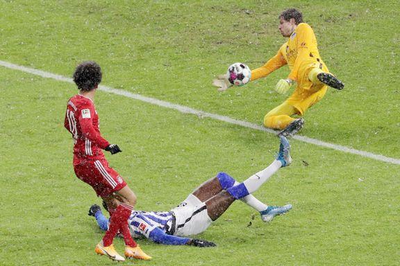 God Jarstein i Bayern-drama: Strafferedning og nytt tap