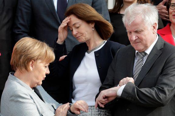 Flere hundre tyske politikere rammet av datatyveri: - De vil skade tilliten til demokratiet