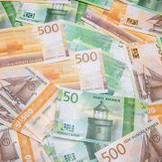 Svakeste kronekurs mot euro siden finanskrisen i 2008