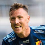 Nordmann hylles i Sverige etter utrolig målshow