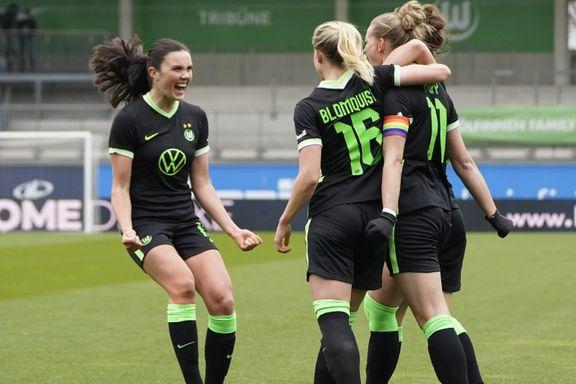 Engen og Wolfsburg til cupfinale: – Dette trengte vi